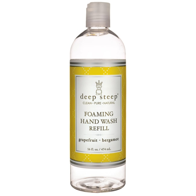 Deep SteepFoaming Handwash Refill - Grapefruit - Bergamot