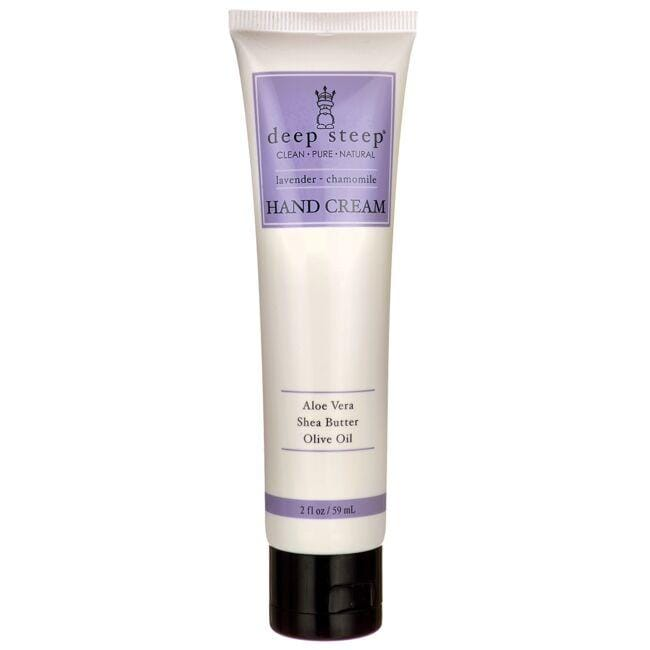 Deep Steep Hand Cream - Lavender - Chamomile