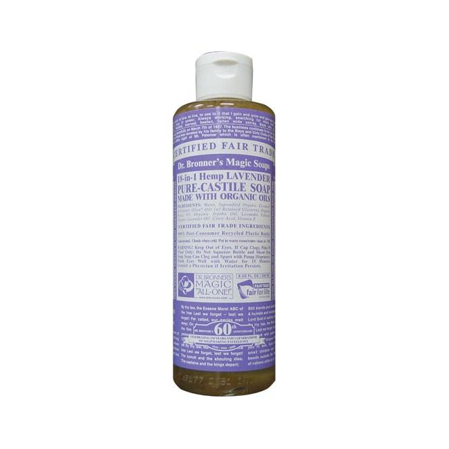 Dr. Bronner'sPure Castile Liquid Soap Lavender