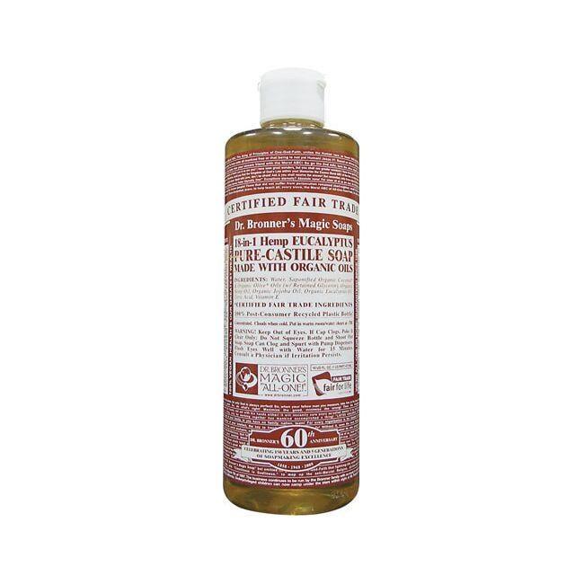 Dr. Bronner'sPure Castile Liquid Soap Eucalyptus