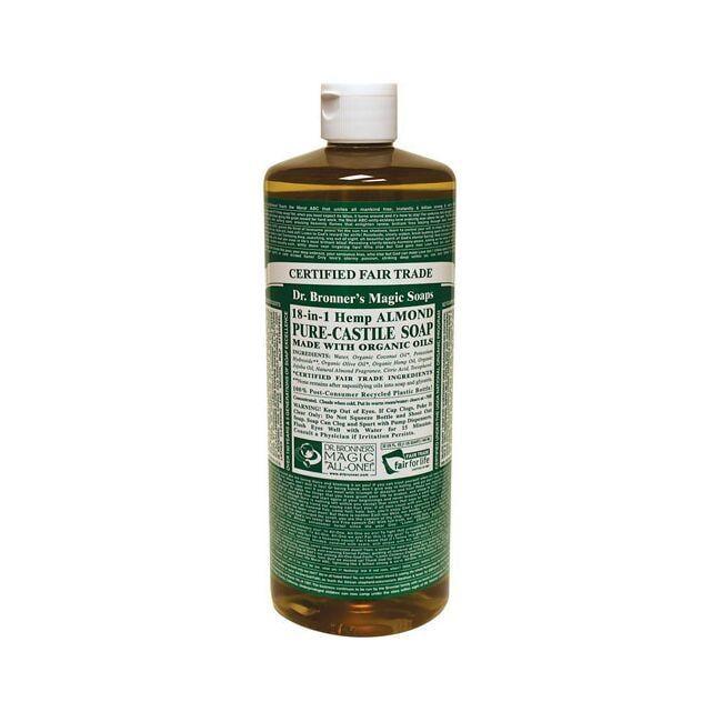 Dr. Bronner'sOrganic Castile Liquid Soap Almond