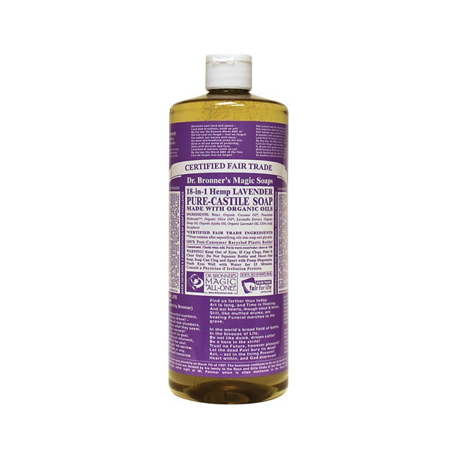 product lavender liquid