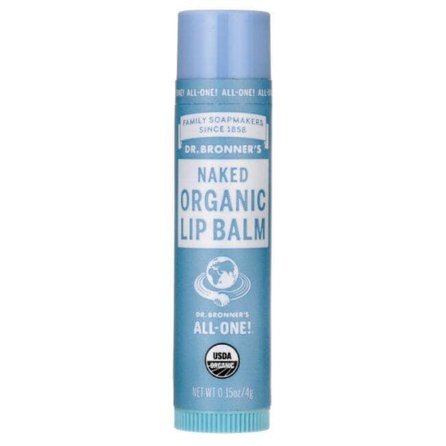 Dr. Bronner'sNaked Organic Lip Balm