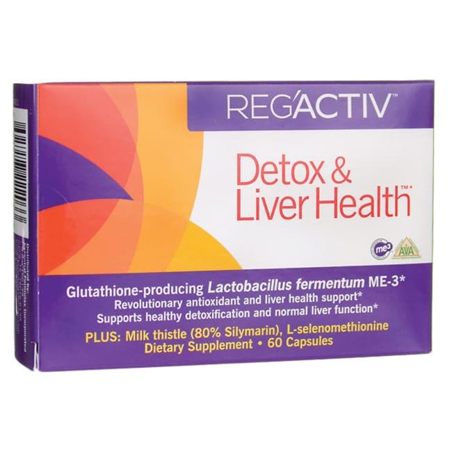 Dr. Ohhira's Essential FormulasReg'Activ Detox & Liver Health