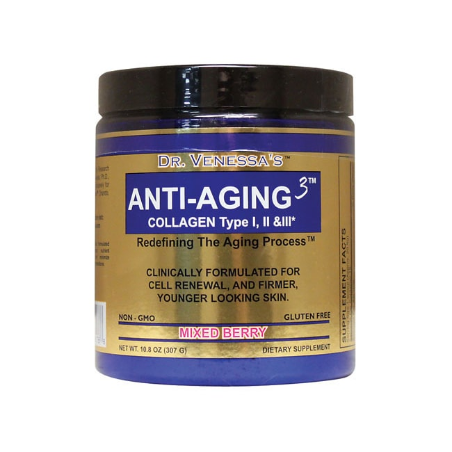 Dr. Venessa Anti-Aging 3 Collagen Mixed Berry