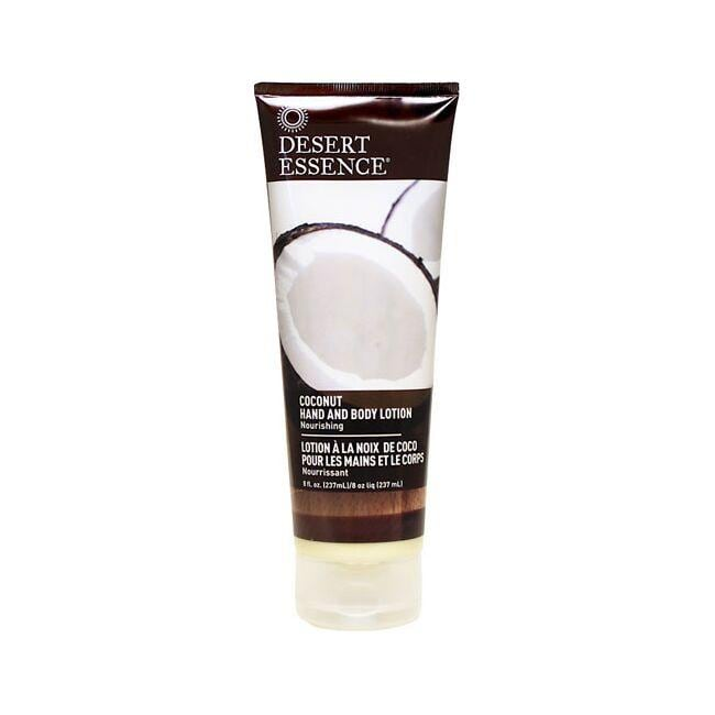 Desert EssenceCoconut Hand and Body Lotion