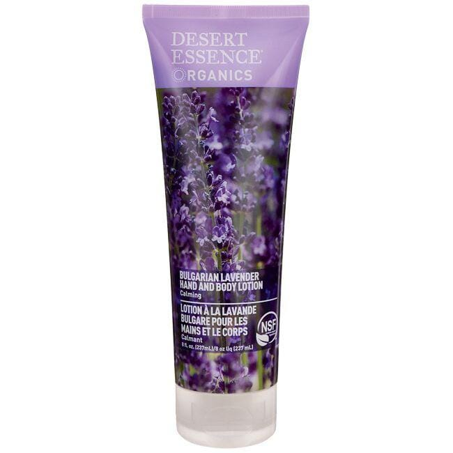 Desert EssenceBulgarian Lavender Hand and Body Lotion
