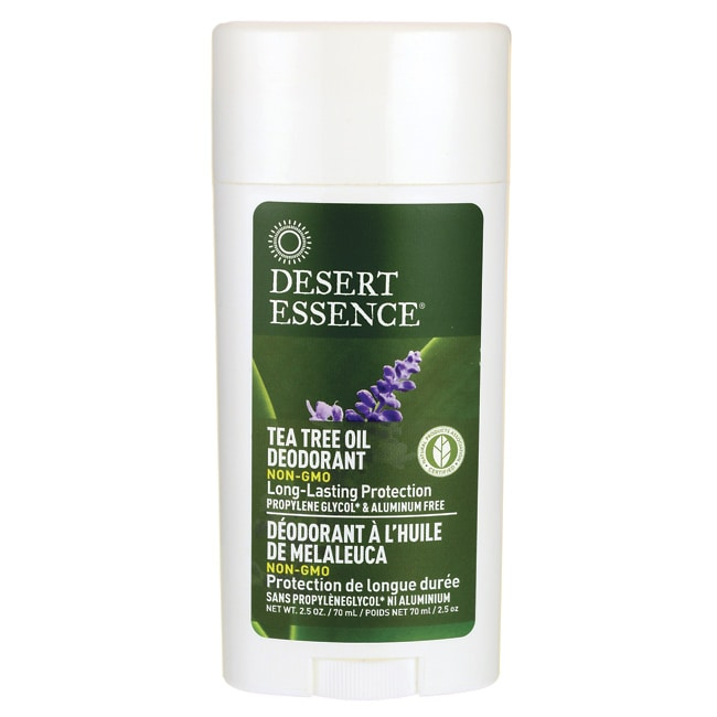 Desert Essence Tea Tree Oil Deodorant