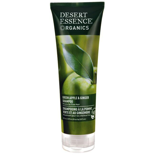 Desert EssenceGreen Apple & Ginger Shampoo