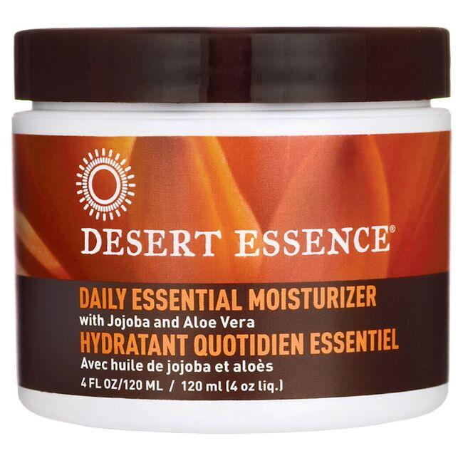 Desert Essence Daily Essential Moisturizer, 4.0 FL OZ Purity Products, H.A. Joint & Skin, Super Formula, 90 Capsules(pack of 1)