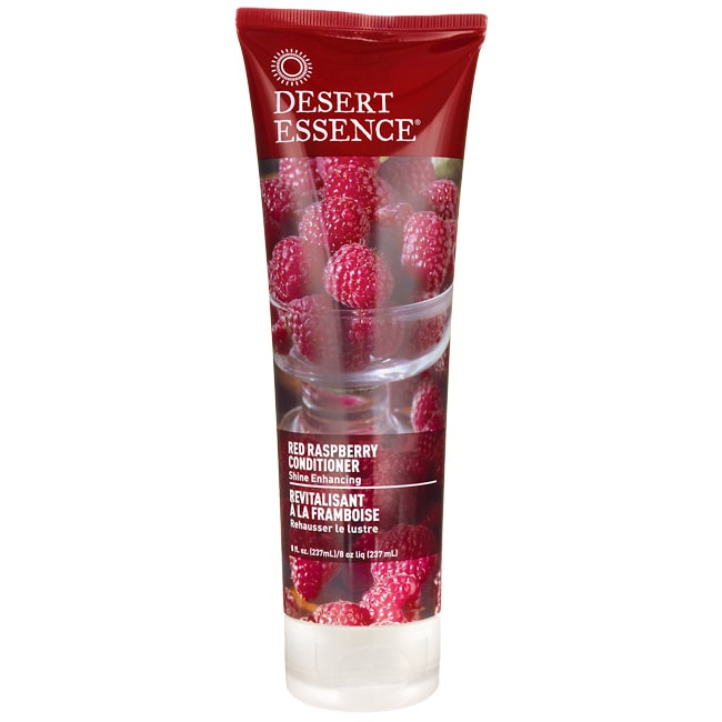 Desert Essence Red Raspberry Conditioner - Shine Enhancing