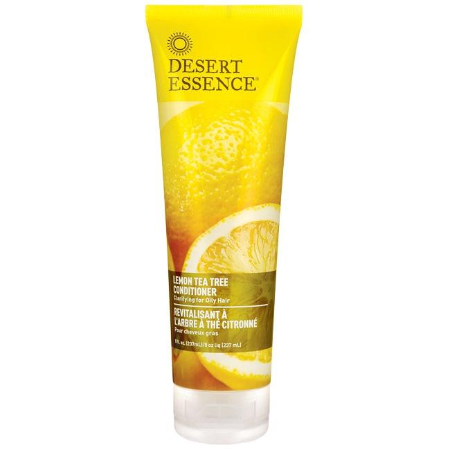 Desert Essence Lemon Tea Tree Conditioner - Oily Hair