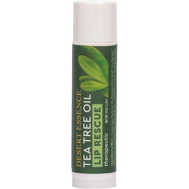 Desert Essence Lip Rescue Therapeutic w/ Tea Tree Oil