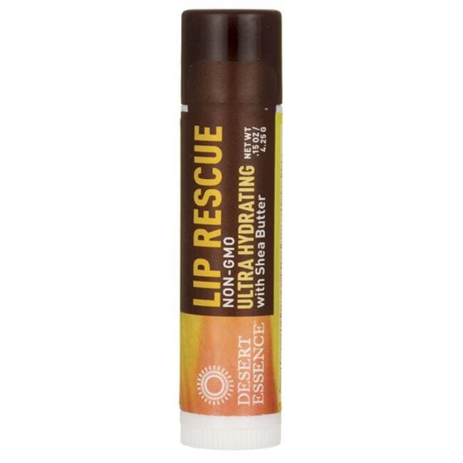 Desert Essence Lip Rescue Ultra Hydrating with Shea Butter
