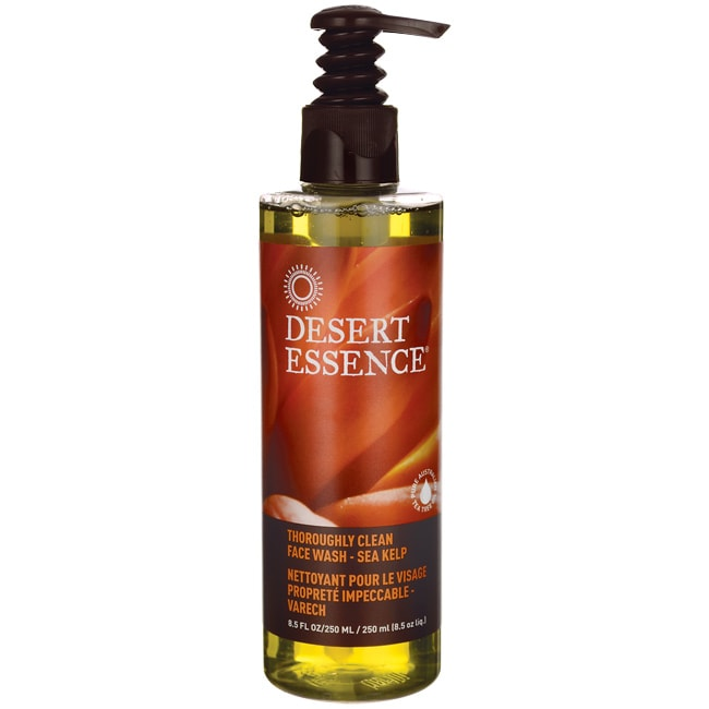 Desert EssenceThoroughly Clean Face Wash - Sea Kelp
