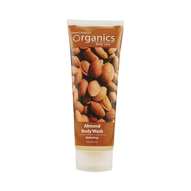 Desert Essence Almond Body Wash