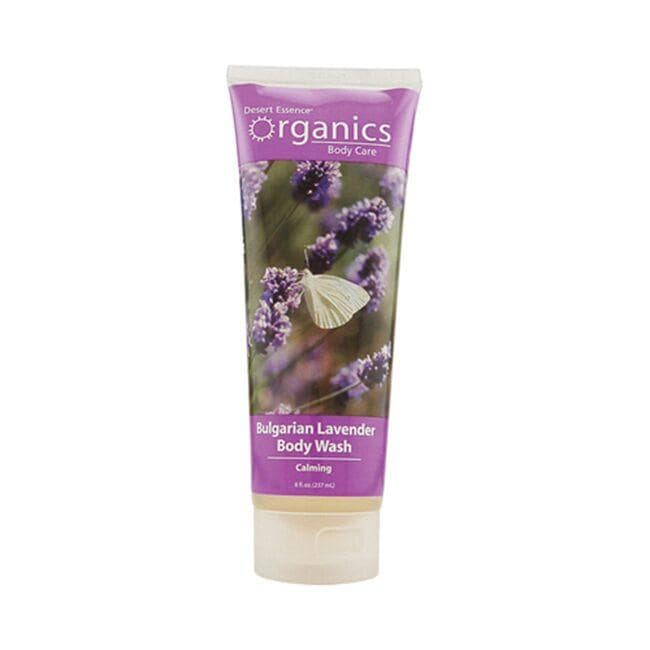 Desert Essence Bulgarian Lavender Body Wash