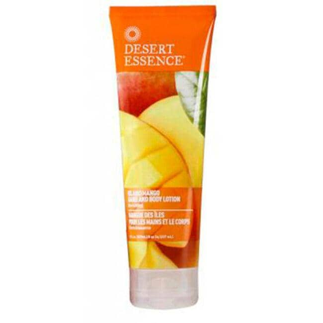 Desert EssenceIsland Mango Hand and Body Lotion