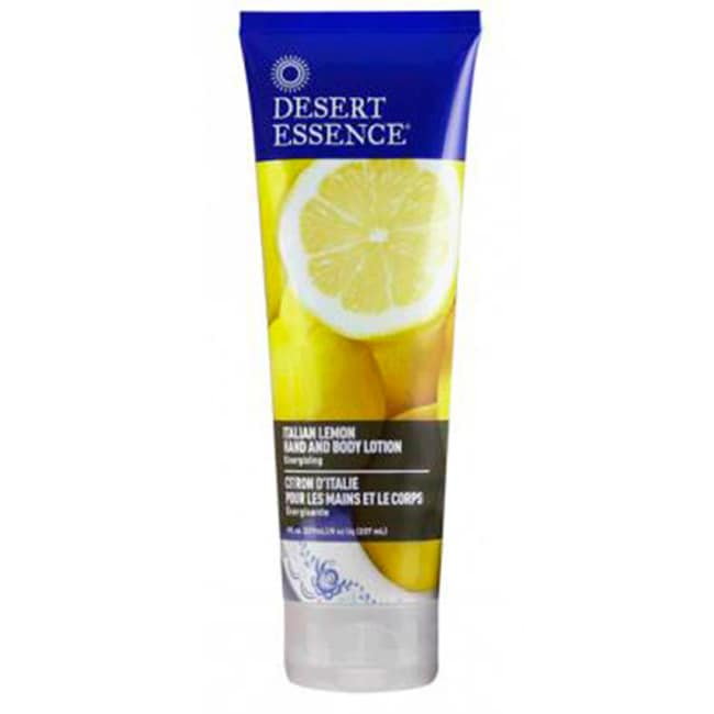 Desert EssenceItalian Lemon Hand and Body Lotion