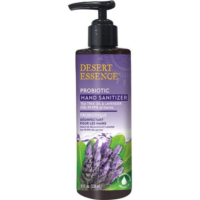 Desert EssenceProbiotic Hand Sanitizer - Lavender