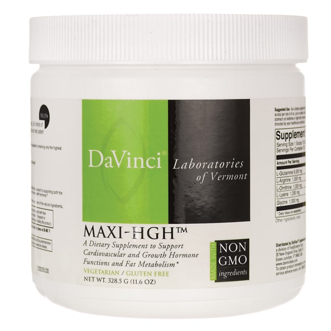 DaVinci LaboratoriesMaxi-HGH