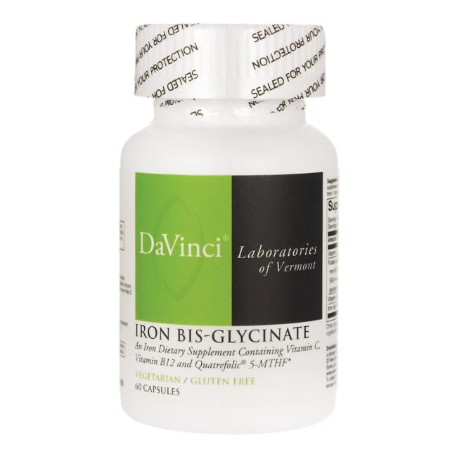 DaVinci Laboratories Iron Bis-Glycinate