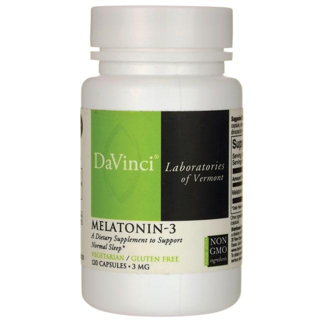 DaVinci LaboratoriesMelatonin-3
