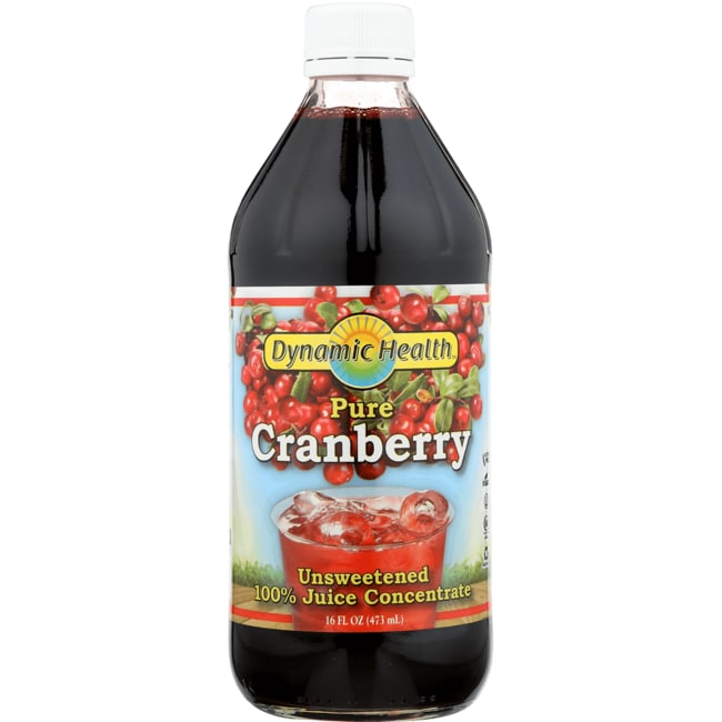 Dynamic Health Cranberry Concentrate