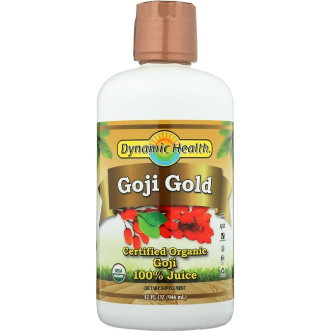 Dynamic Health Goji Gold