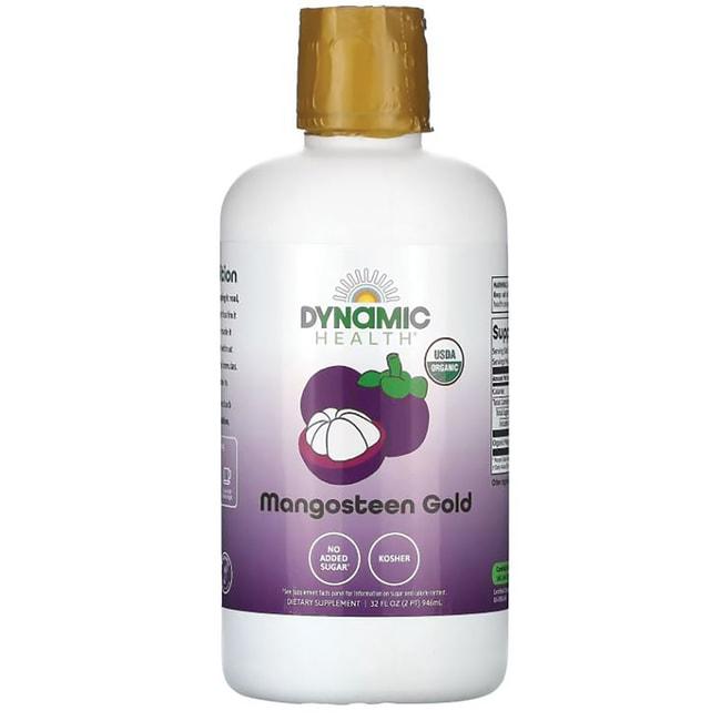 Dynamic Health Mangosteen Gold 100% Pure