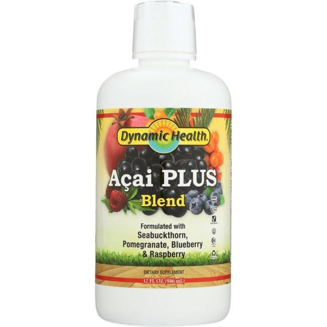 Dynamic Health Acai Plus Juice Blend