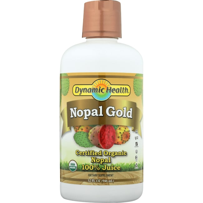 Dynamic Health Nopal Gold