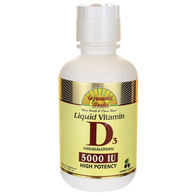 Dynamic Health Liquid Vitamin D3
