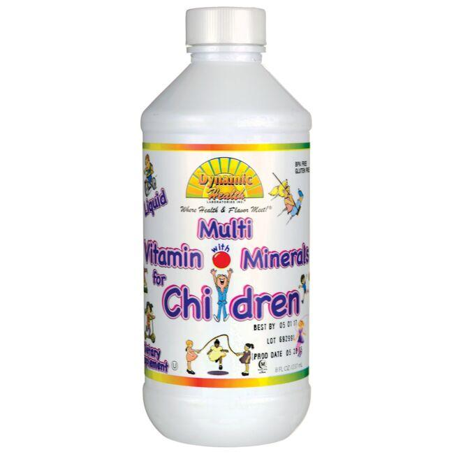 Dynamic Health Multi-Vitamin with Minerals for Children