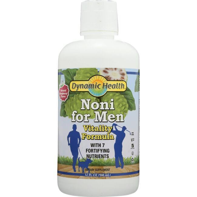 Dynamic HealthNoni for Men Vitality Formula