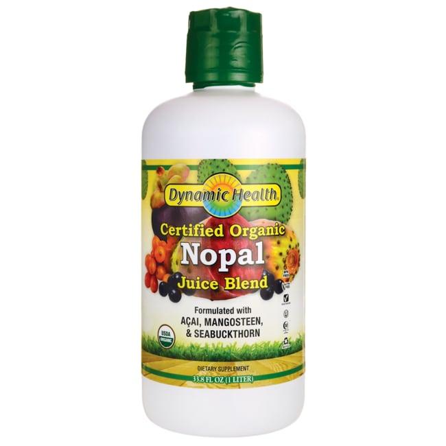 Dynamic HealthOrganic Certified Nopal Juice Blend