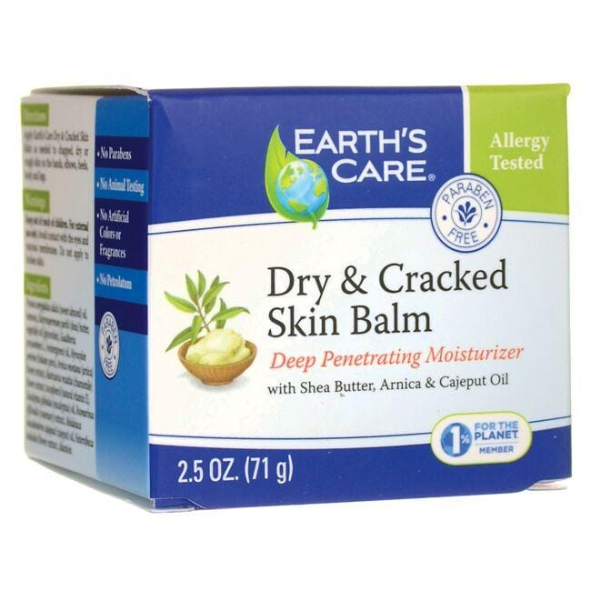 Earth's Care Dry & Cracked Skin Balm