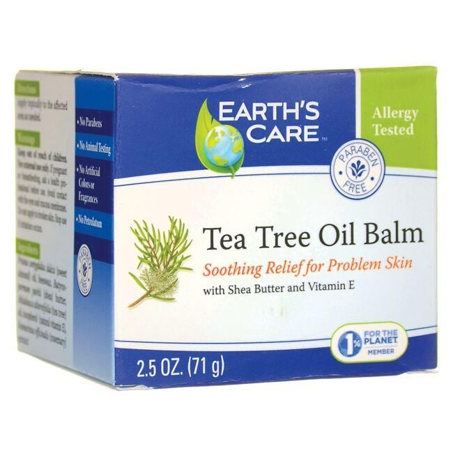 Earth's Care Tea Tree Oil Balm