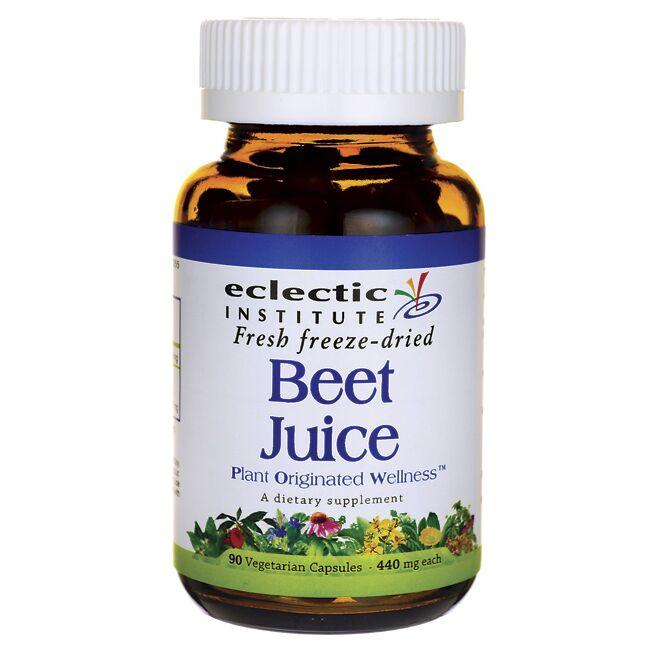 Eclectic Institute Fresh Freeze-Dried Beet Juice