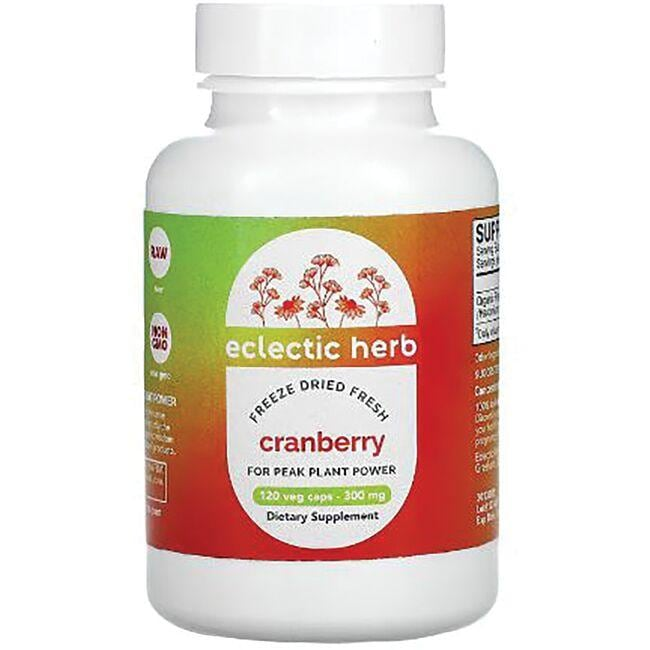 Eclectic Institute Fresh Raw Freeze-Dried Cranberry