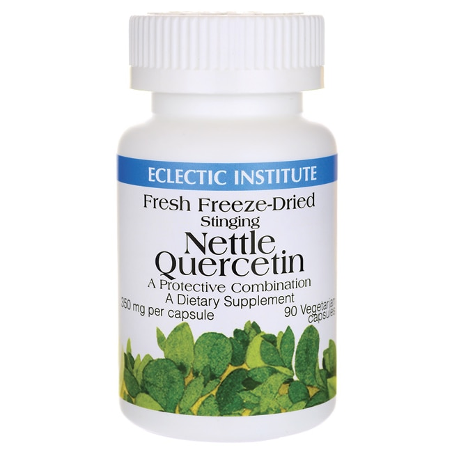 Eclectic Institute Fresh Freeze-Dried Stinging Nettle Quercetin