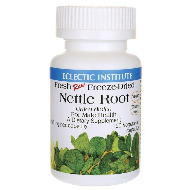Eclectic Institute Fresh Raw Freeze-Dried Nettle Root