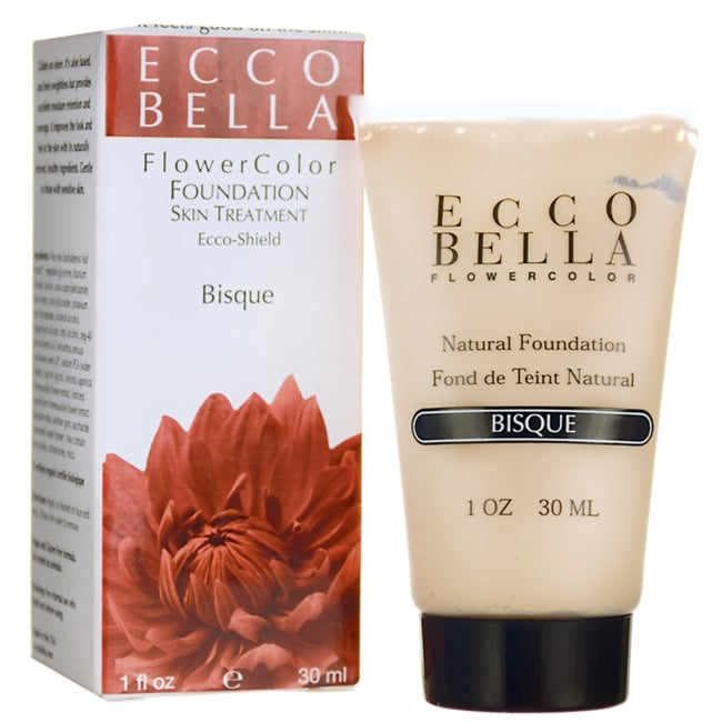 Ecco Bella FlowerColor Natural Foundation Bisque