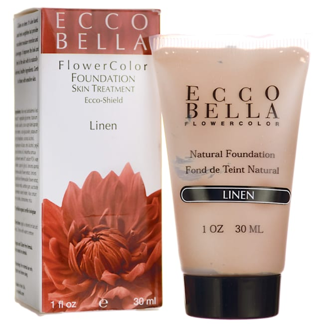 Ecco Bella FlowerColor Natural Foundation Linen