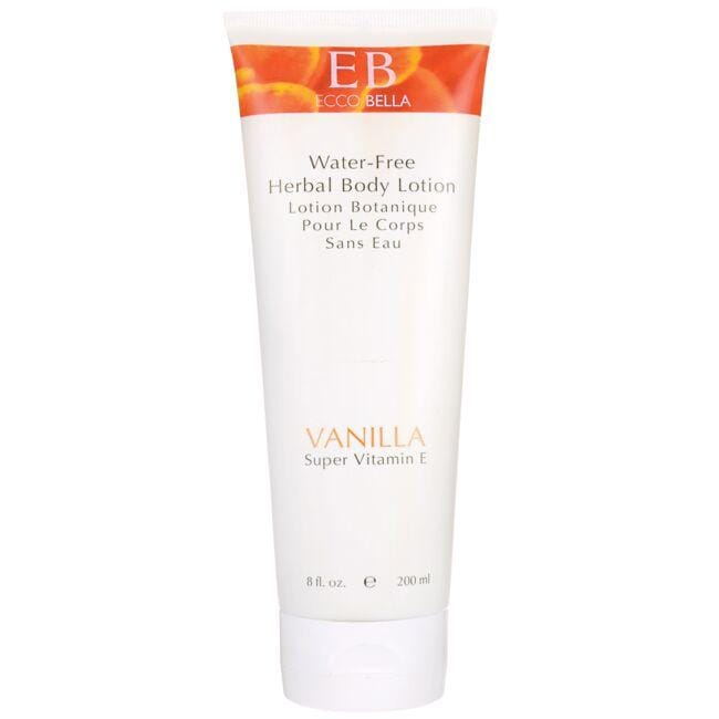 Ecco Bella Water-Free Herbal Body Lotion - Vanilla