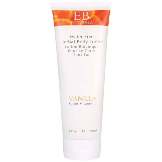 Ecco BellaWater-Free Herbal Body Lotion - Vanilla