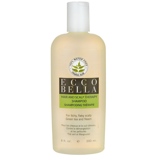 Ecco BellaHair & Scalp Therapy Shampoo Green Tea and Neem