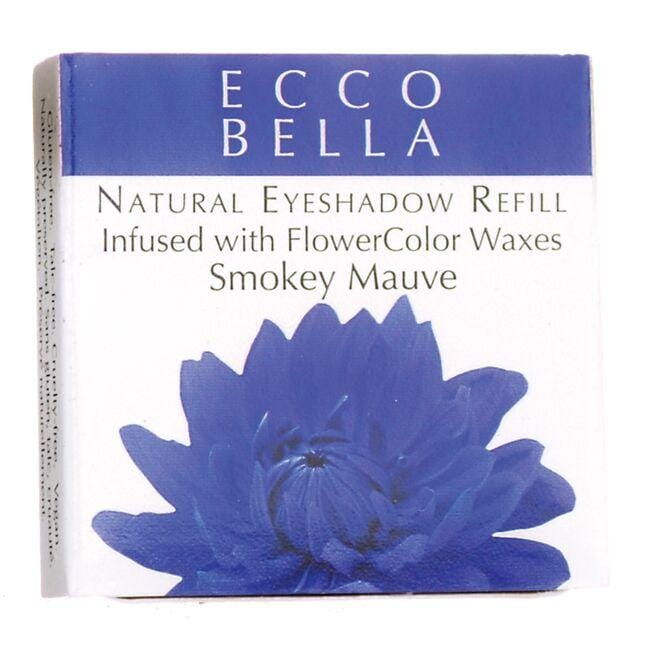 Ecco Bella Natural Eyeshadow Refill Infused with FlowerColor  - Mauve