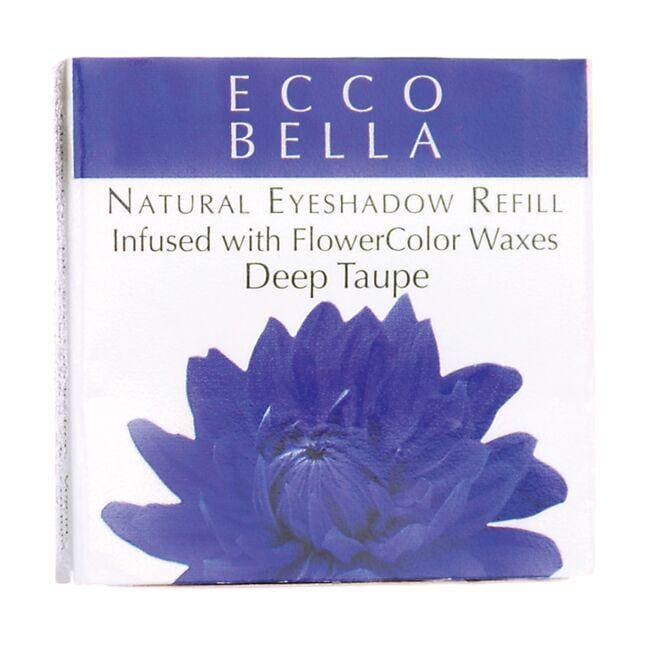 Ecco BellaNatural Eyeshadow Refill Infused with FlowerColor  - Taupe