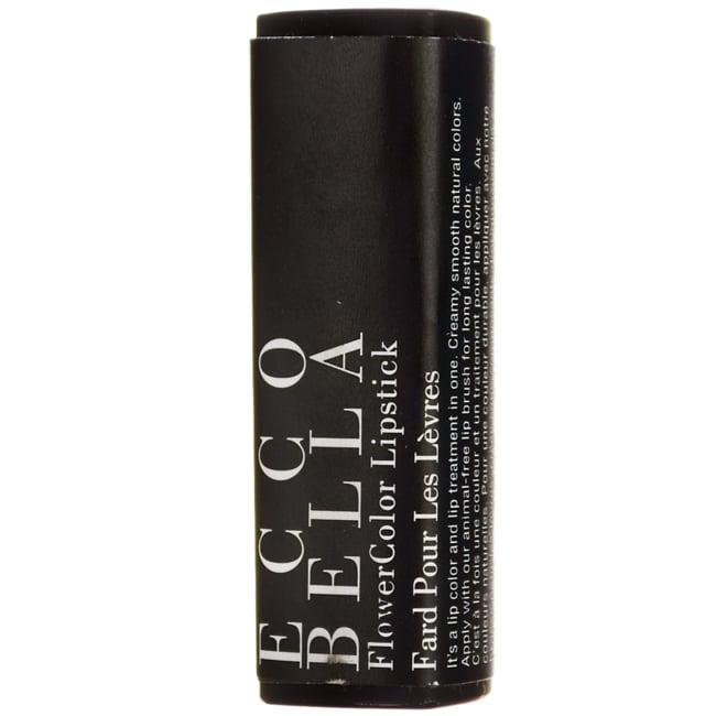 Ecco BellaFlowerColor Lipstick - Merlot